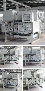 China Horizontal Superior Sludge Press Vacuum Belt Filter on sale