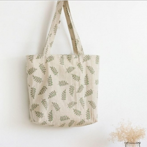 China Fashion big size cotton shoping bag with high quality on sale