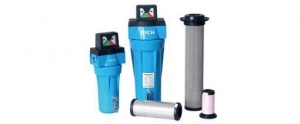 China Nitrogen Purifier Threaded High-efficient Air Filter on sale