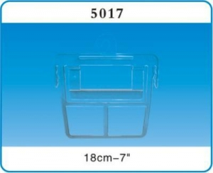 China Tengjian5017 clear plastic suit hangers baby clothes and pants hanger on sale