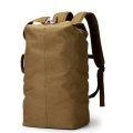 China Lightweight Canvas Vintage Outdoor Hiking Camping Backpack on sale