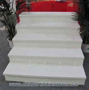 China Nanoglass Staircases, Steps manufacturer on sale
