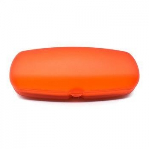 China Factory Direct Sale Colorful Glasses Case Clear Plastic on sale