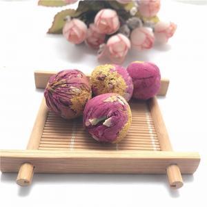 China top grade beauty flowering peony blooming dragon tea peony flower tea ball on sale