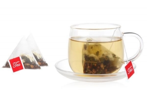 China Shuang mai cha natural tea for Reduce blood pressure tea on sale