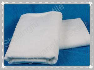 China 100% Cotton White /Plain/ /Solid Color Bath Towel/Hotel Bath Towel SF-166 on sale