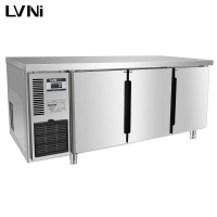 China S series 1.8 m kitchen under counter fridge and freezers on sale