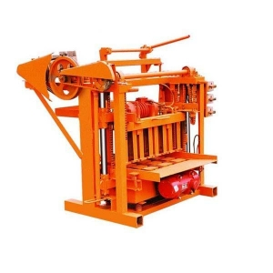 China QTJ4-40 Manual Hollow Paving Block Machine on sale