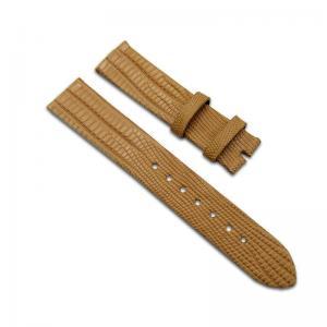 China Exotic Skin Watch Strap 18mm lizard skin watch band on sale