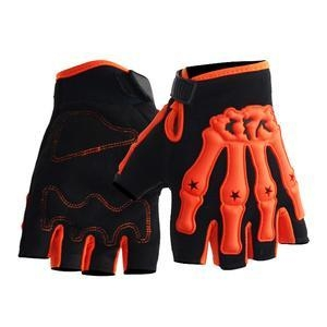 China Mass Production Half-finger Gloves on sale