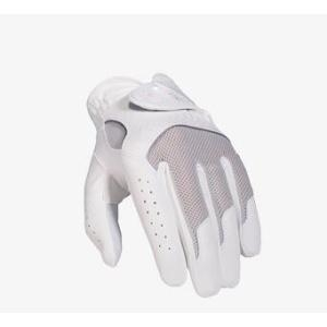 China Full finger durable and soft golf glove on sale