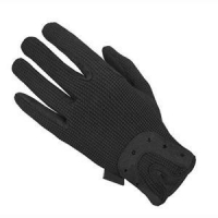 China Women's horse riding protection gloves on sale