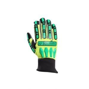 China Petroleum refining Oil Resistant Gloves on sale