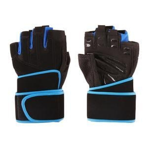 China Best Price Custom half finger weight lifting gloves on sale