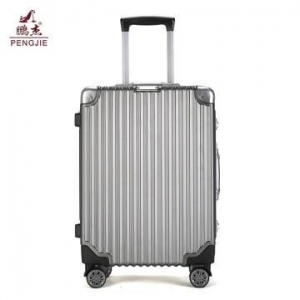 China ABS+PC hard traveling luggage airport case on sale