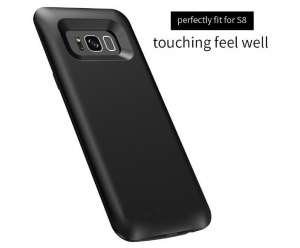 China Amazon sell hot 5000mAh universal rechargeable external battery case shenzhen for Samsung S8 on sale