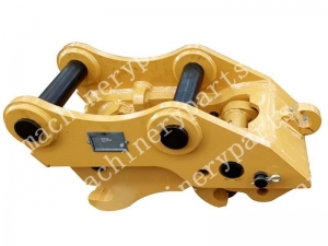 China Excavator bucket quick adapter for CAT XCMG on sale