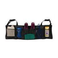 car/trunk organizer Trunk backseat organizer with drawstring bag