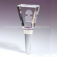 China Crystal Wine Bottle Stopper on sale