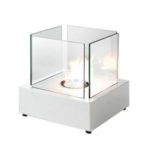 China Bio-ethanol Fireplace WARRMTH Ventless Cube Table Top Bio Ethanol Fireplace AFD413 on sale