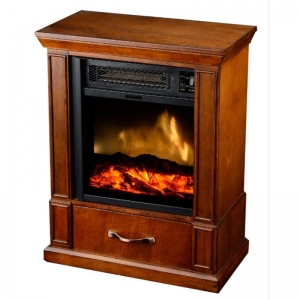 China Electric Fireplace Portable Free-standing Electric Fireplace Heater EFG213 on sale