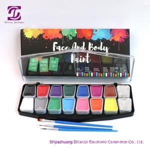 China professional best face painting kits for kids party on sale