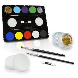 China Professional Easy Painting Face Paint Kit for Kids on sale