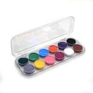 China Cheap Party Pack Kids Professional Face Painting Kit on sale