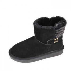 China Snow boots style anti-skid durable women winter fur boots on sale