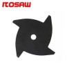 China 305MM*3MM BRUSH CUTTER BLADE 3T FOR HEAVEST SOYBEAN. LAWN TRIMMER BLADE for sale