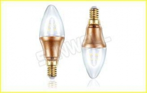 China Luminaire Led Candles Light Bulb E14 220v Led Bulbs For Indoor Lighting / Dining Room Lamp on sale