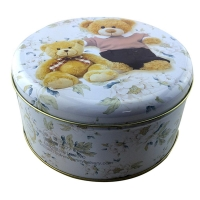 China Christmas cookies box,christmas cookie tins wholesale on sale