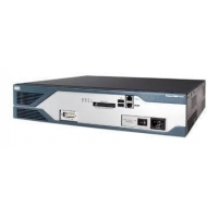 China Cisco 2821 Integrated Services Router on sale