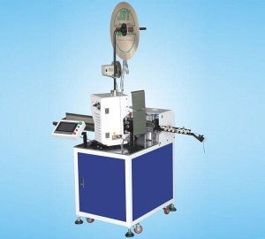 China XR-08 automatic single head twisting machine [double line] on sale