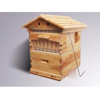 Beehive Automatic flow hive with 7 plastic frames