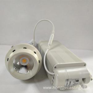 China Aluminum Track Light 18W Cob LED Track Light Aluminum Casting Lamp on sale