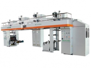 China GF-D film and Alu-foil lamination machine (Speed:160mpm) on sale