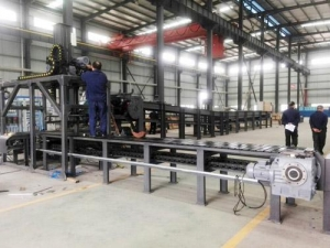 China Alloy lead ingot casting machine on sale