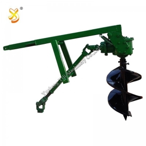 China Agricultural 3 Point Linkage Tractor Post Hole Digger on sale