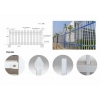 China Galvanized Steel Fence for sale