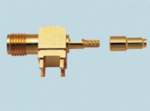 China rf connector and rf cable HRX-SMA013 on sale
