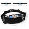 China Sports waist bag reflective running belt Model #B8 for sale