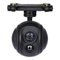 10X Dual Sensor of uav camera 1080P output gimbal zoom camera