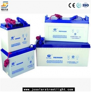 China Gel Batteries Deep Cycle Sealed Lead Acid 12V 150Ah Colloid Battery on sale