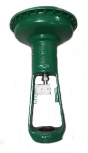 China Fisher Spring & Diaphragm Actuators on sale