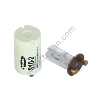 China Lighting Fluorescent Lamp Starter S10-2 on sale