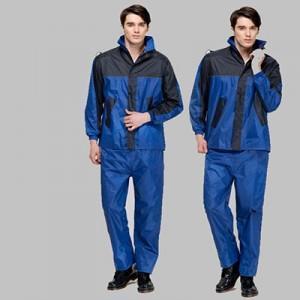 China BL093 Customize raincoat motorcycle pvc on sale