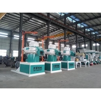 China With CE certification high quality industrial wood pellet machine on sale