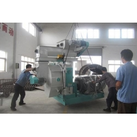 China High Capacity feed pellet machine pellet making machine for poultry on sale