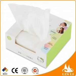 China China factory OEM custom disposable nonwoven cotton towel disposable paper tissue towel on sale